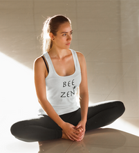 Load image into Gallery viewer, bee zen - yoga tantop