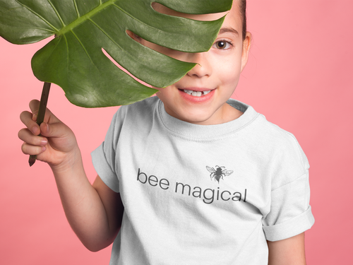 bee magical - Kids Softstyle Tee