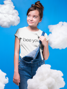 bee you - Kids Softstyle Tee