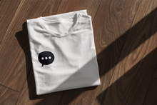 Load image into Gallery viewer, Text Chat White Tee |  Digital Collection