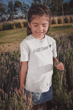 Load image into Gallery viewer, just bee - Kids Softstyle Tee