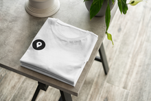 Load image into Gallery viewer, Location Check-In White Tee |  Digital Collection