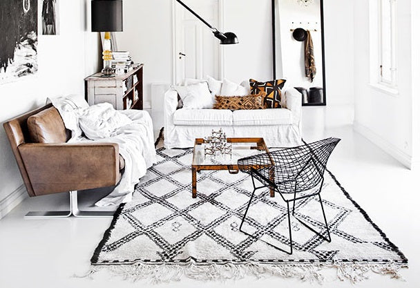 How to buy a Moroccan rug in 7 tips?