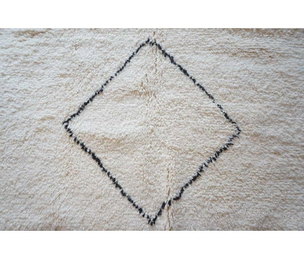 Moroccan rug -  200 x 145cm - 79