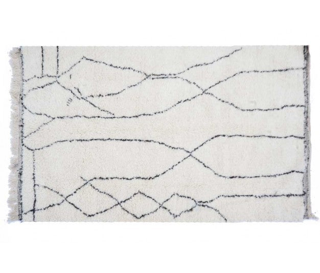 Moroccan rug -  263 x 157cm - 103