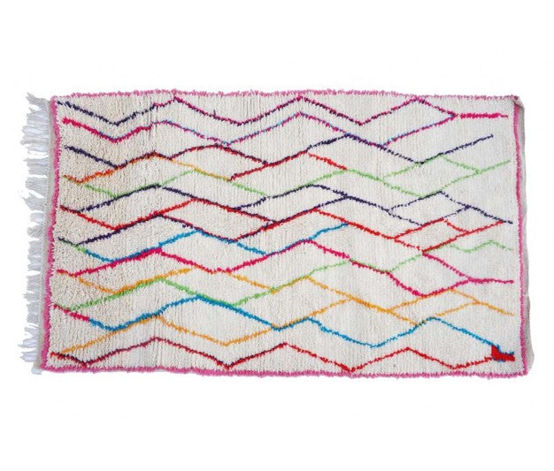 Moroccan rug - 240 x 140cm - 94