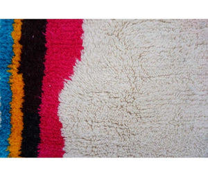 Berber carpet from Azilal - 270 x 175cm - 5.7 ft x 8.9 ft - Ofrada
