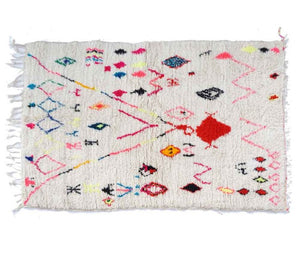 Moroccan rug from Azilal - 255 x 160cm - Ofrada