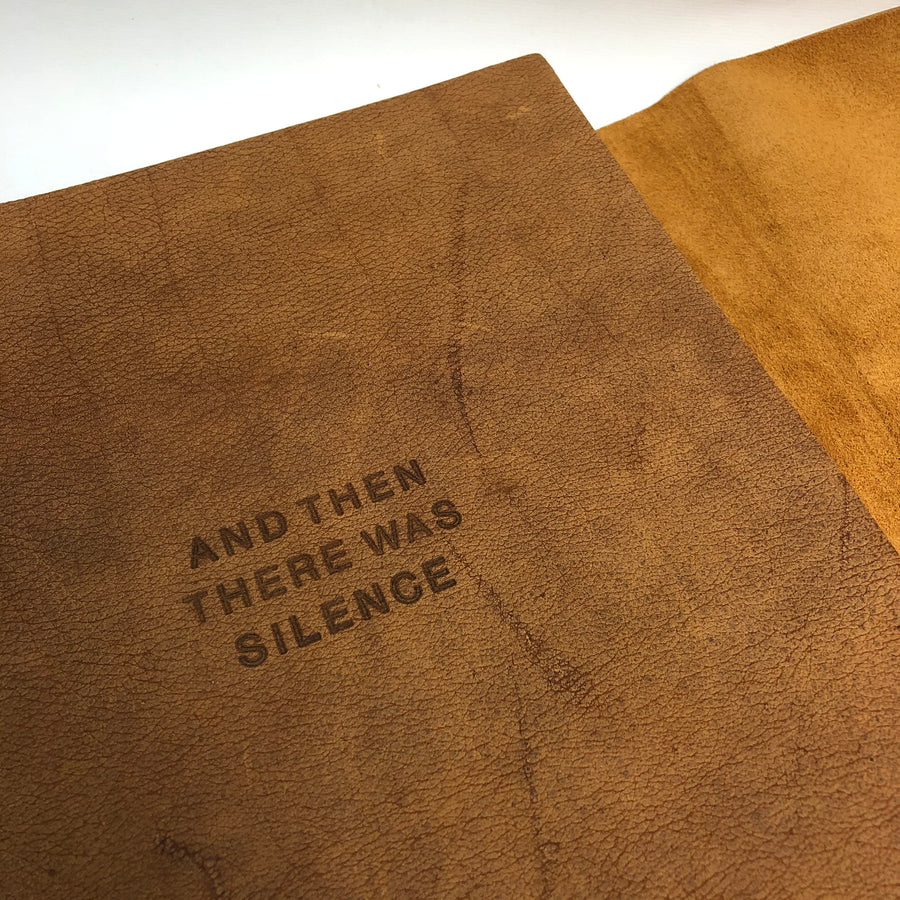 And Then There Was Silence - Limited Leather Edition