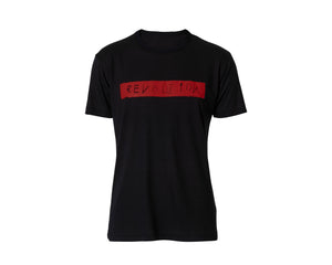 T-SHIRT Revolution Black