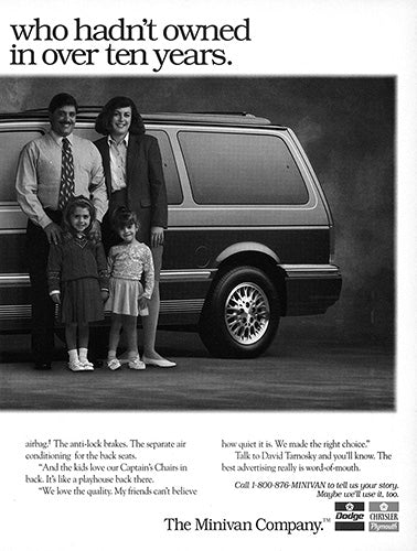 1993 Chrysler Town & Country      #104120