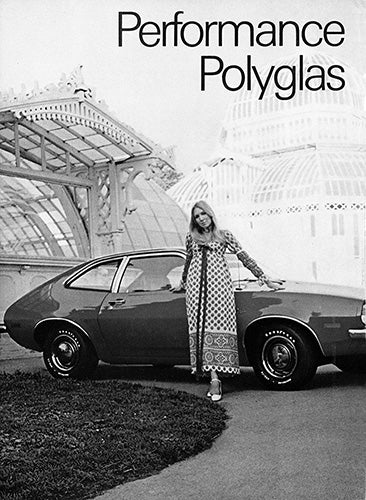 1971 Goodyear Tires Performance Polyglas AMC American …acer Javelin      #101481