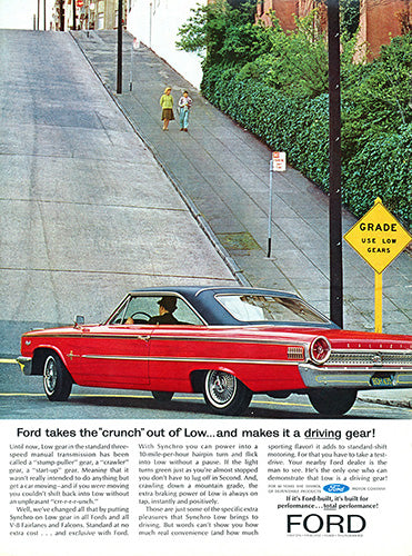 1963 Ford Galaxie     #100334