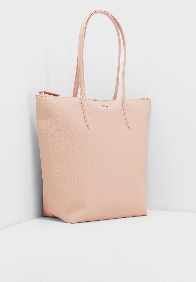 LACOSTE VERTICAL TOTE