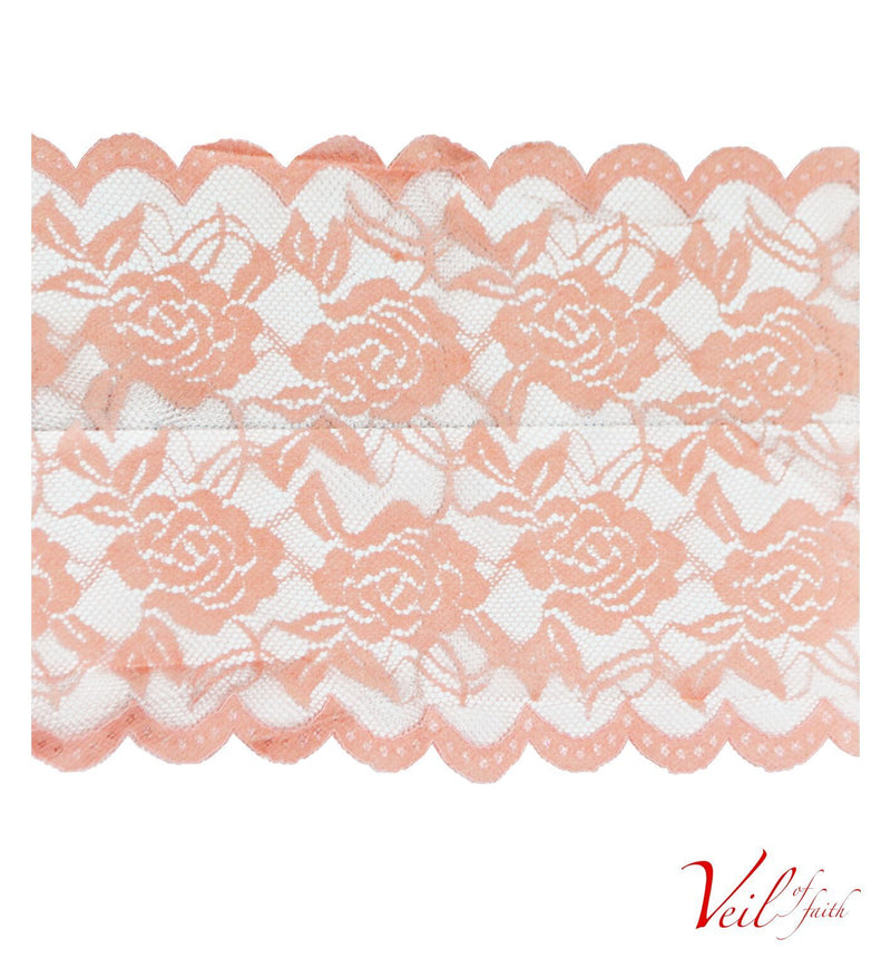 CORAL LACE BAND