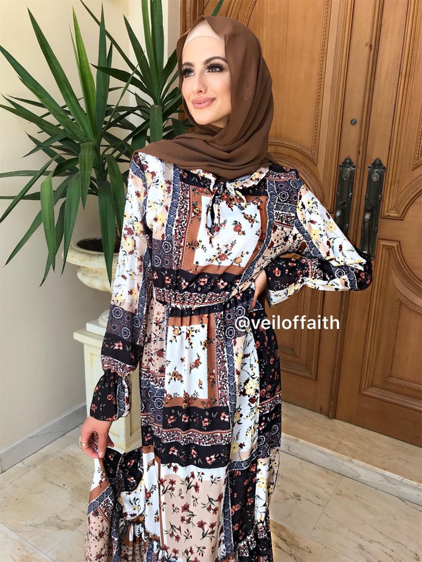 HAWRA DRESS