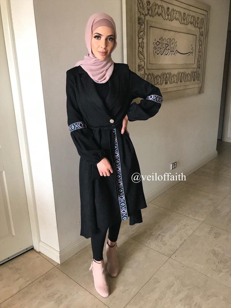 LONG KAMILAH JACKET