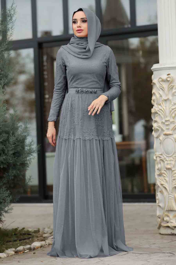 Halima Lace Dress