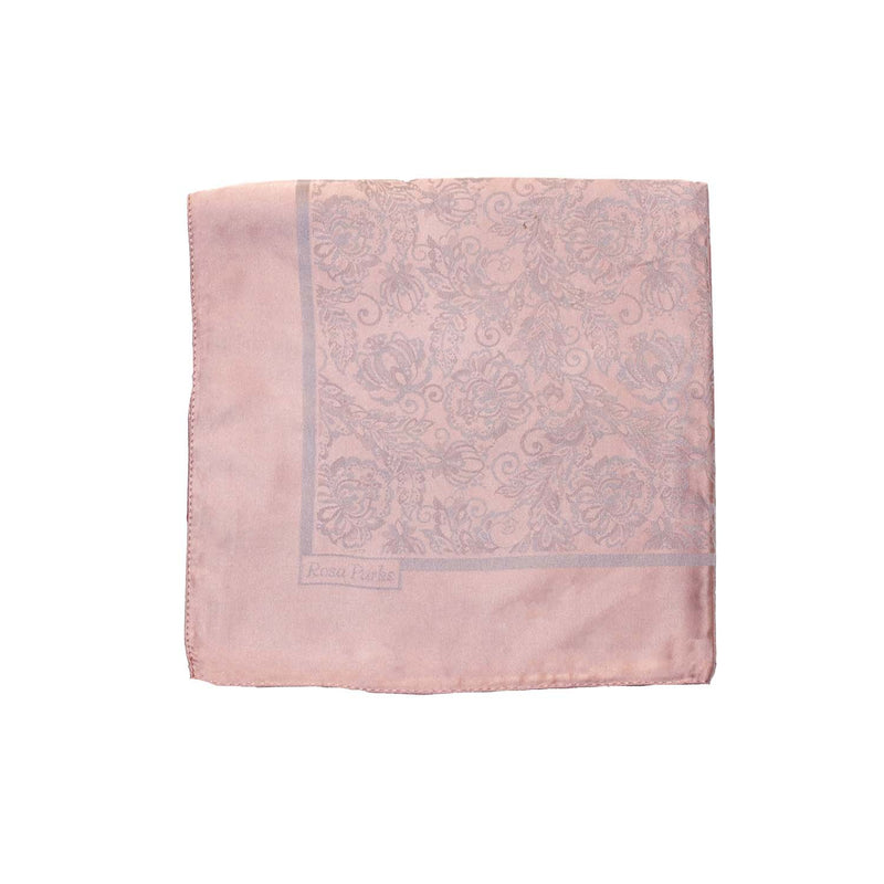 PINK-LILAC SQUARE SCARF
