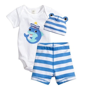 Dolphin Baby Wear 100% Cotton