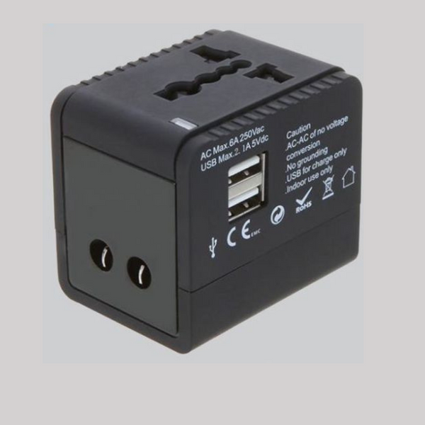 Travel Adapter - Davy Taylor