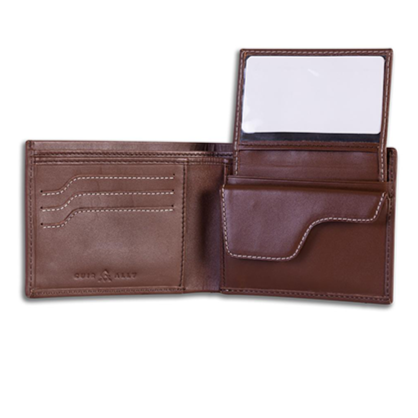 Explorer Wallet - Brown - Davy Taylor