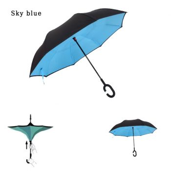 Upside Down Umbrella - Davy Taylor