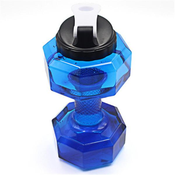 Gym Dumbbell 2 Litre Water bottle - Davy Taylor