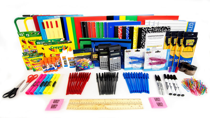School Supply Boxes: A Safer Way to Buy School Supplies During the Global Pandemic