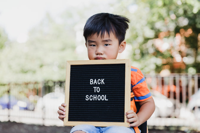 Preparing Your Child for the First Day of School