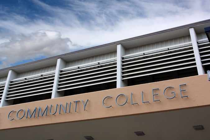 5 Reasons to Choose Community College First