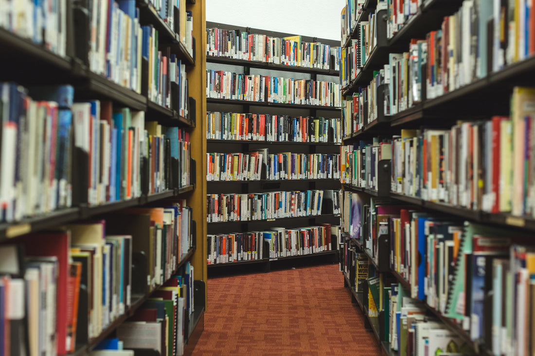 7 Reasons Why Libraries are Still Important