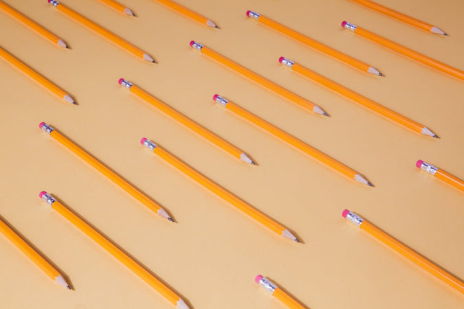 20 Random Facts You Didn't Know (or Didn't Want to Know) About Pencils