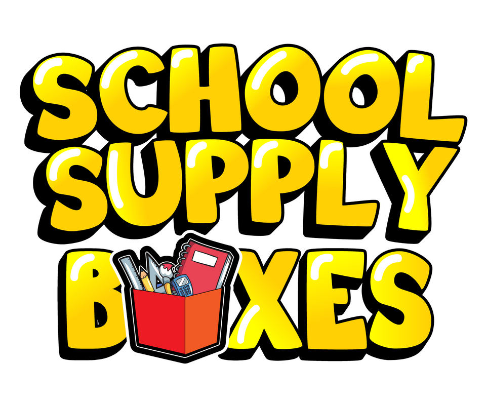 School Supply Boxes