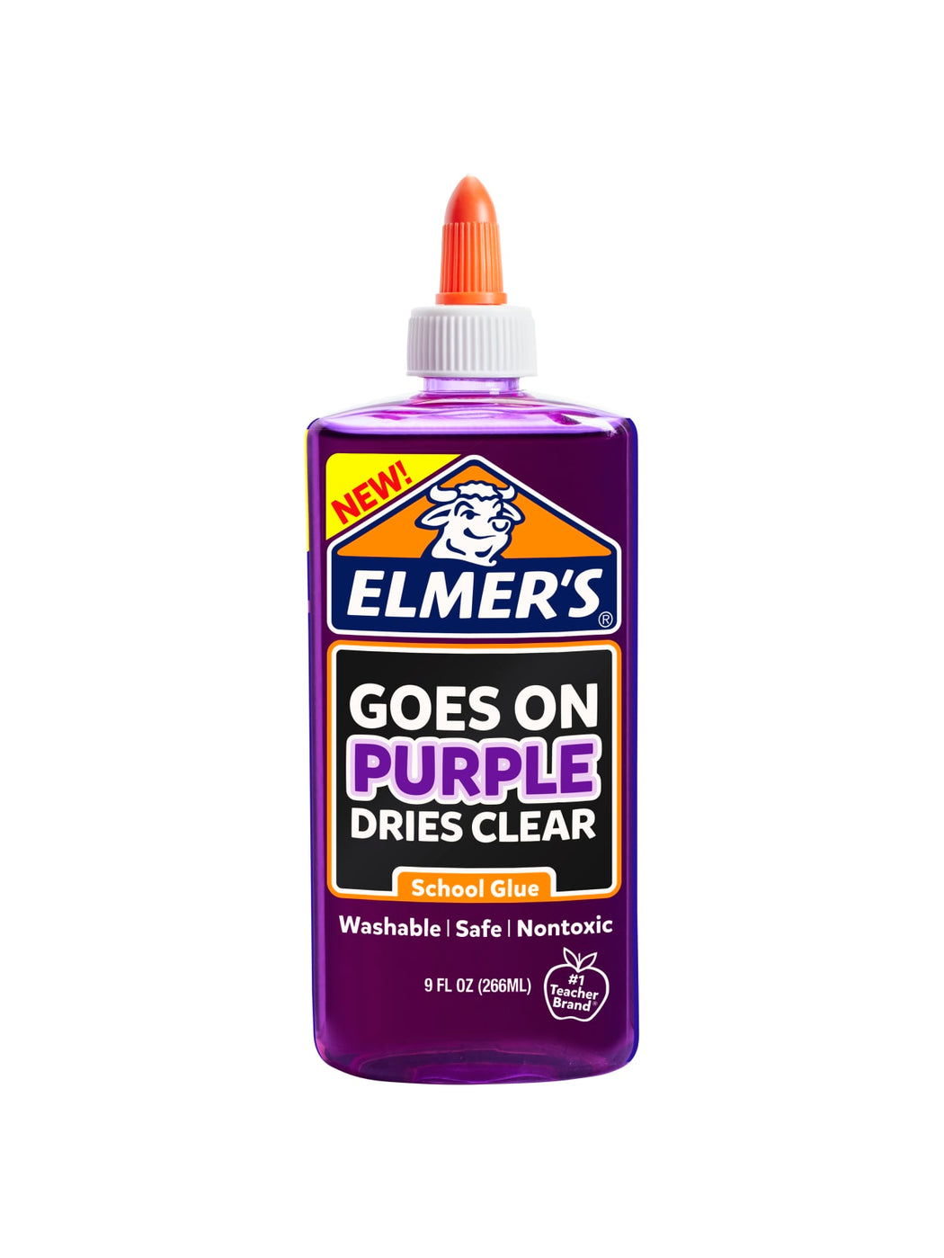 Elmer's Purple School Glue 9oz