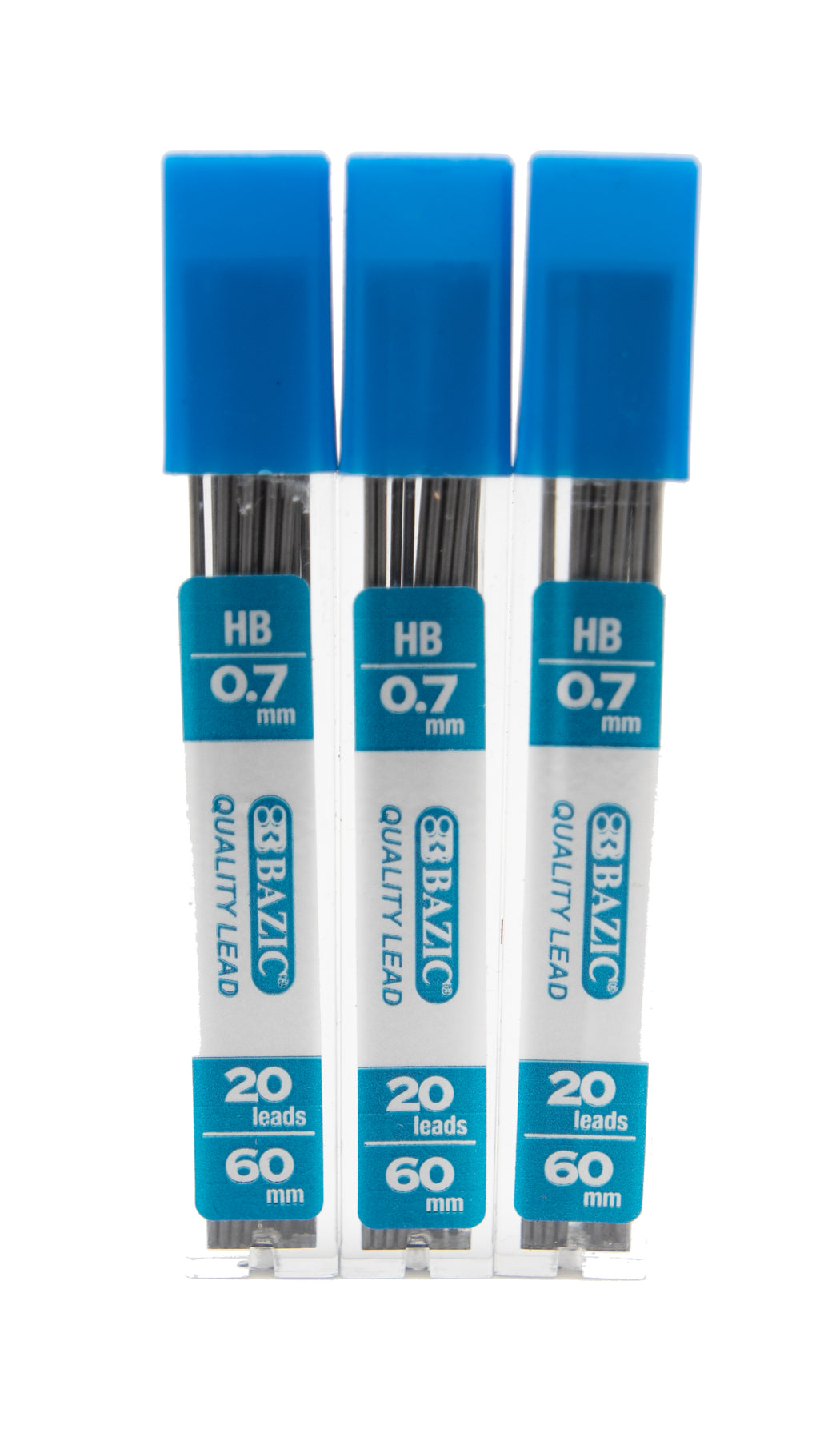 Mechanical Pencil Lead Refills - 0.7mm (20 leads per pack)