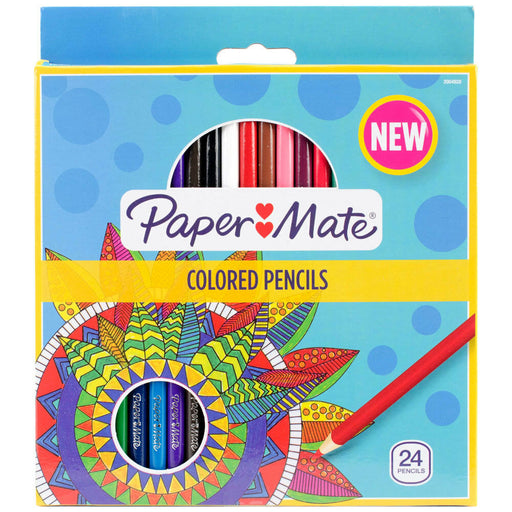 Paper Mate Colored Pencils 24ct