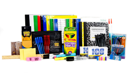 Ultimate High School and College Back to School Essentials Kit - 92 Pieces