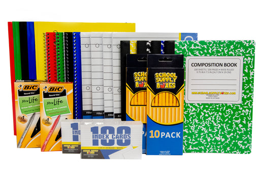 Elementary Writing Bundle - Back to School Essentials for Elementary Students - 39 Pieces