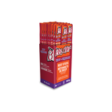 25g Hot Beef Jerky Stick Box from Big Chief Meat Snacks Calgary