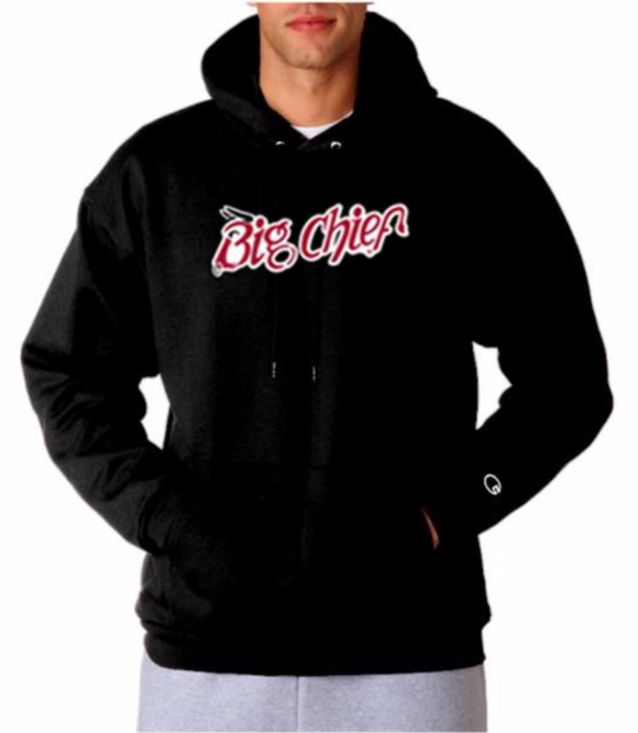 Big Chief Meat Snacks Hoodie Black