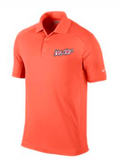 Big Chief Meat Snacks Polo Shirt orange