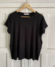 Load image into Gallery viewer, Lily T Shirt in Black