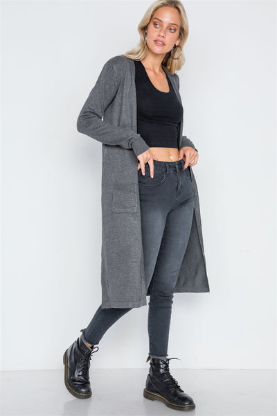 Morning Mayhem Long Cardigan (more colors)