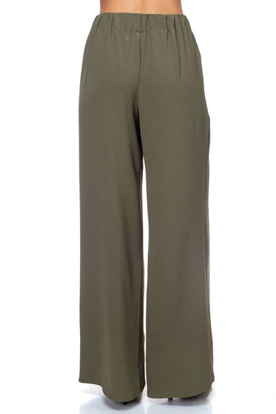 Go With the Flow Pleated Pants (more colors)