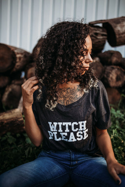 Witch Please Graphic Tee (more styles)