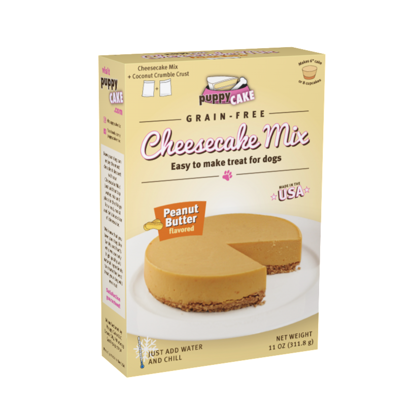 CHEESECAKE MIX PEANUT BUTTER