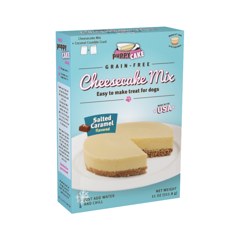 CHEESECAKE MIX SALTED CARAMEL