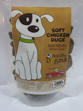 Load image into Gallery viewer, Soft CHicken Duck Chews Treats-Treats-WOOFALICIOUS.SG