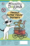 Healthy Dogma Peanut Butter Barkers 16oz Value Pack-biscuit-WOOFALICIOUS.SG